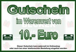 BFT Gutschein 10 Euro