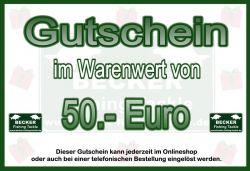 BFT Gutschein 50 Euro