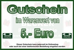 BFT Gutschein 5 Euro