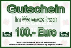 BFT Gutschein 100 Euro