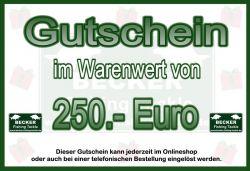 BFT Gutschein 250 Euro