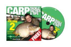 Korda Carp, Tackle, Tactics & Tips Vol.2