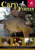 Carp In Focus (Ausgabe Nr. 6)