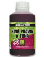 Rod Hutchinson King Prawn & Tuna Liquid Carp Food